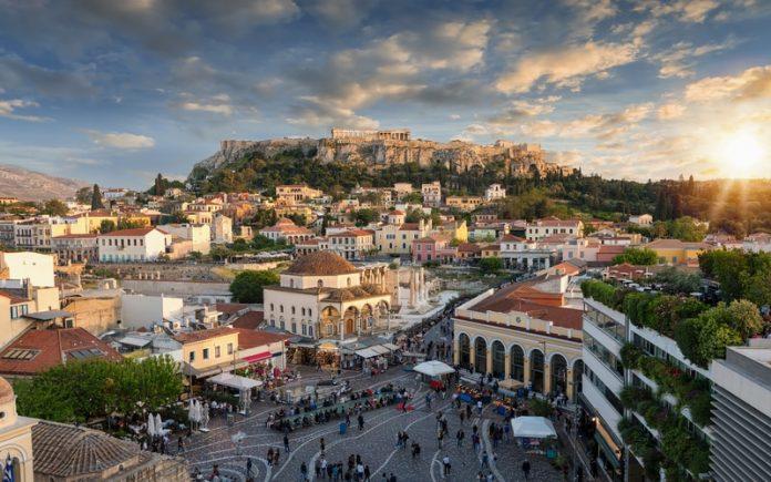 Atina Gezilecek Yerler Blog