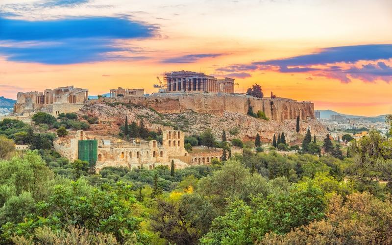 Atina Akropolisi