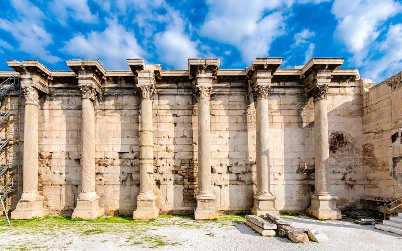 Atina Hadrianus Kütüphanesi