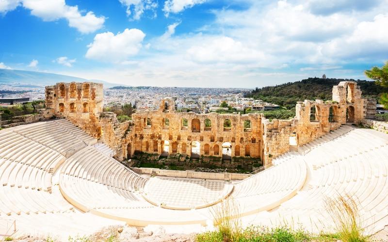 Herodes Attikus Odeonu