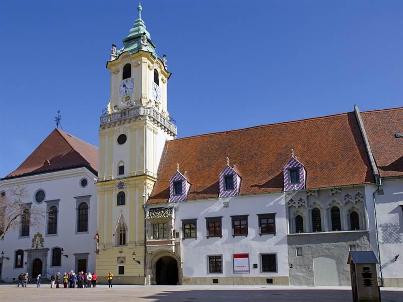 Bratislava Şehir Müzesi