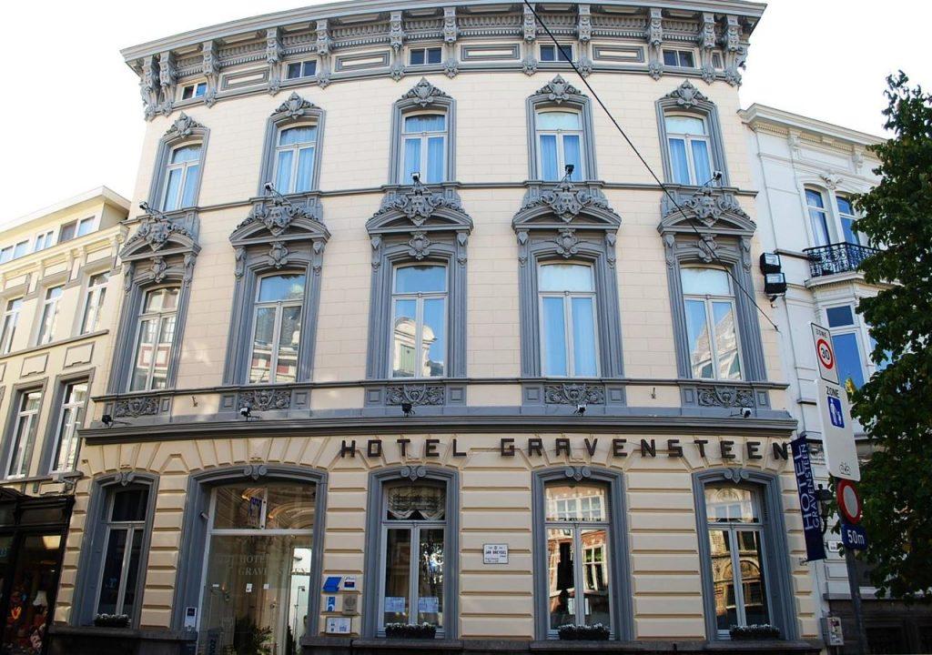 Hotel Gravensteen - Gent Otelleri