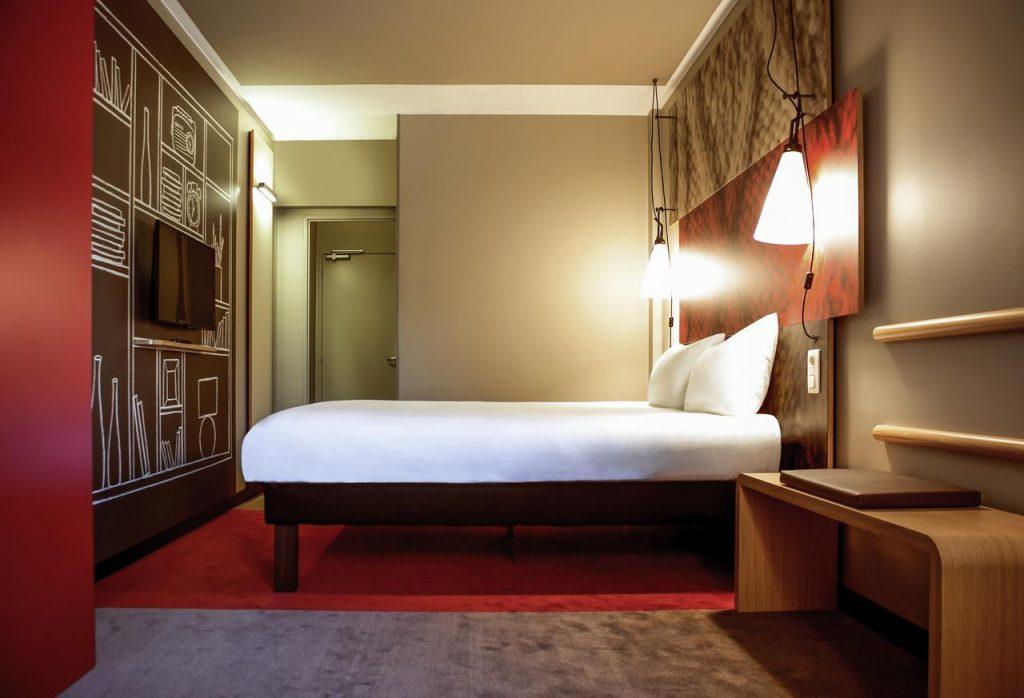 İbis Hotel Gent Otel Önerileri