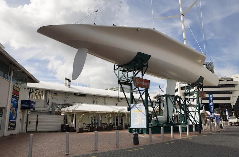 Denizcilik Müzesi Auckland