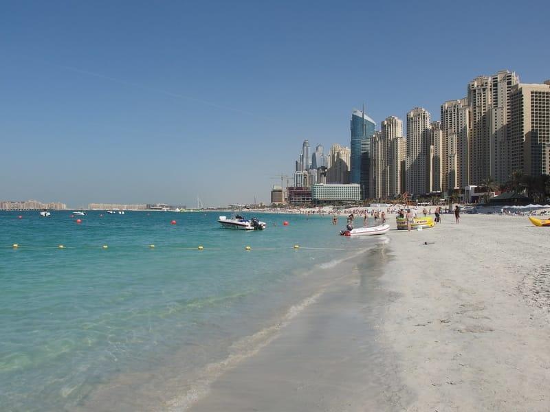 Jumeirah Plajı