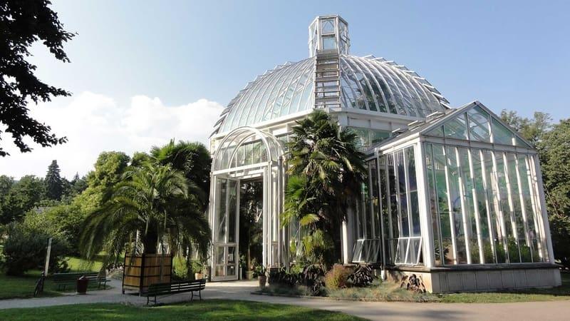 Cenevre Botanik Bahçesi