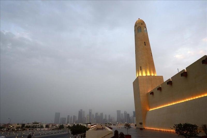 İmam Muhammed Bin Abdulvahap Camii