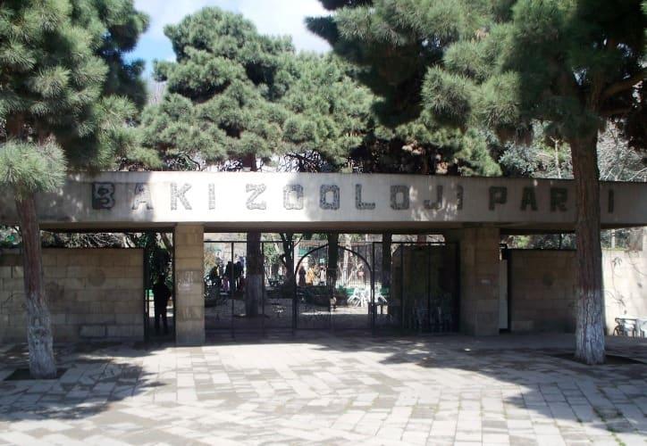 Bakü Hayvanat Bahçesi