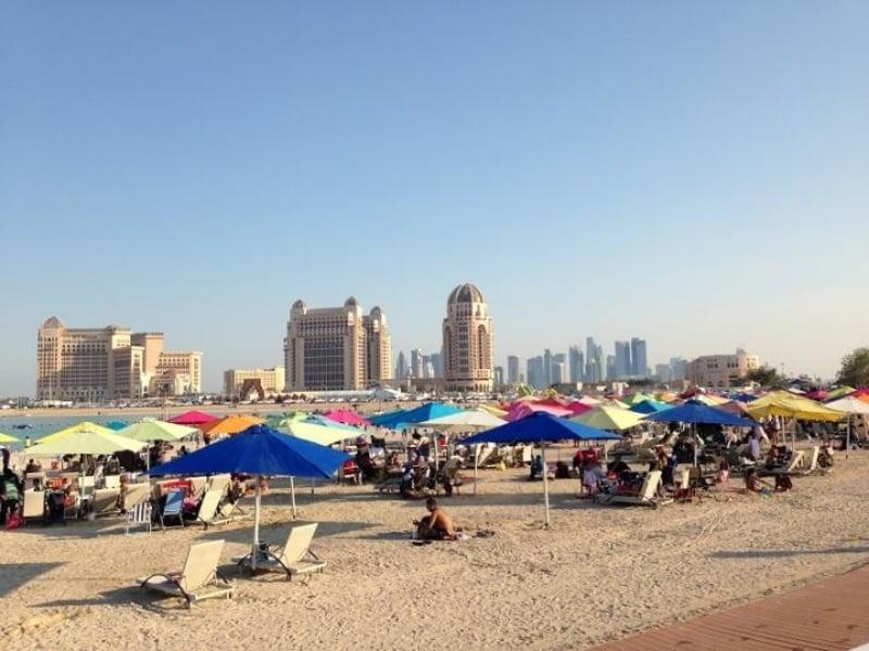 Katara Plajı