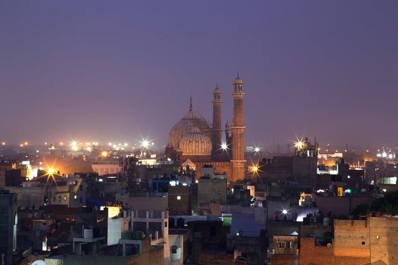 Delhi Gezilecek Yerler
