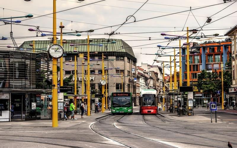 Graz Gezilecek Yerler