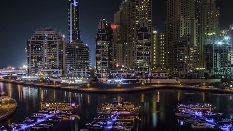 Dubai Körfezi