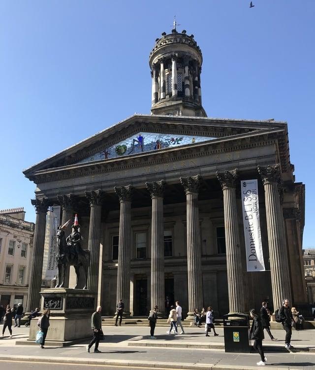 Modern Sanat Galerisi Glasgow