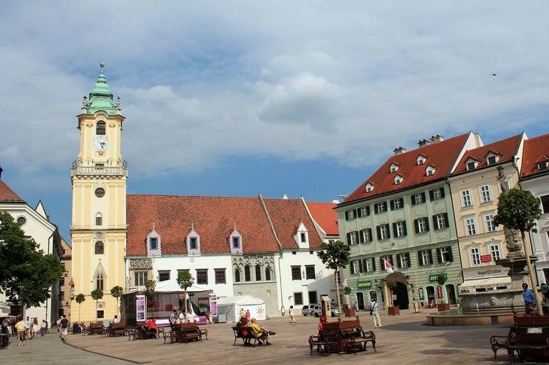 Bratislava'da Nerede Kalınır ?