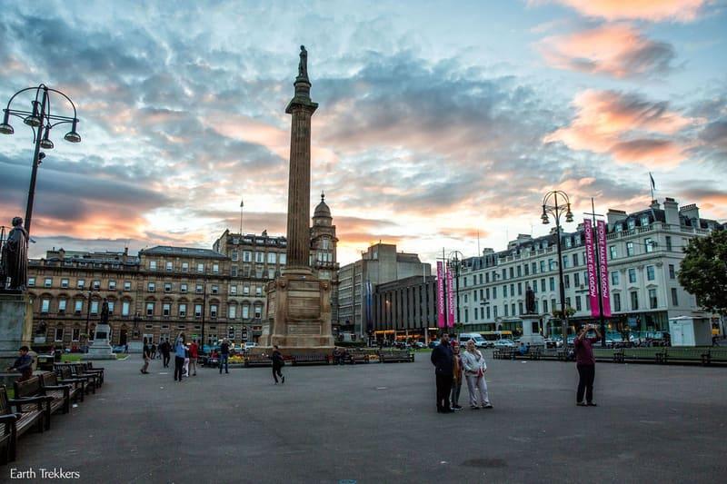 Glasgow Gezilecek Yerler