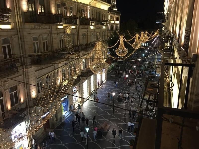 Nizami Caddesi