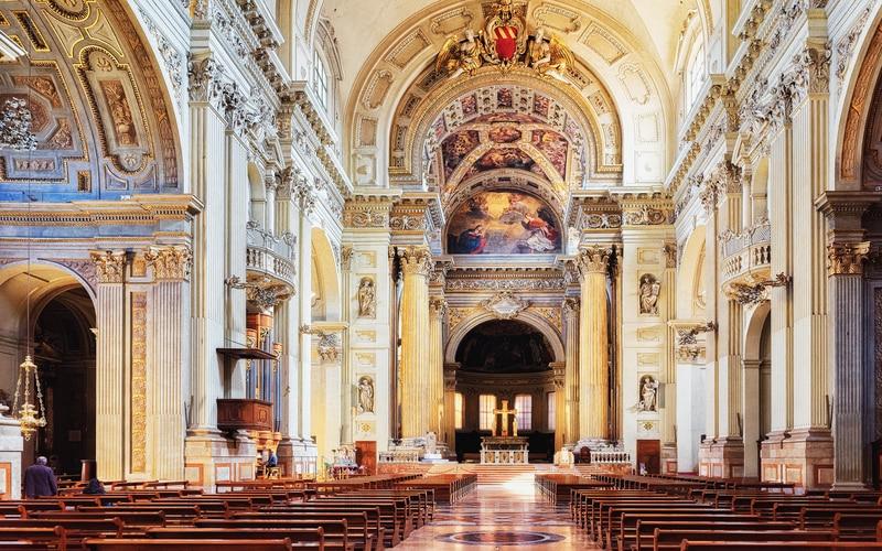 Bologna San Pietro Katedrali