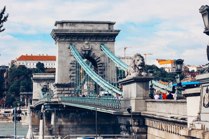 Zincir Köprü Budapeşte