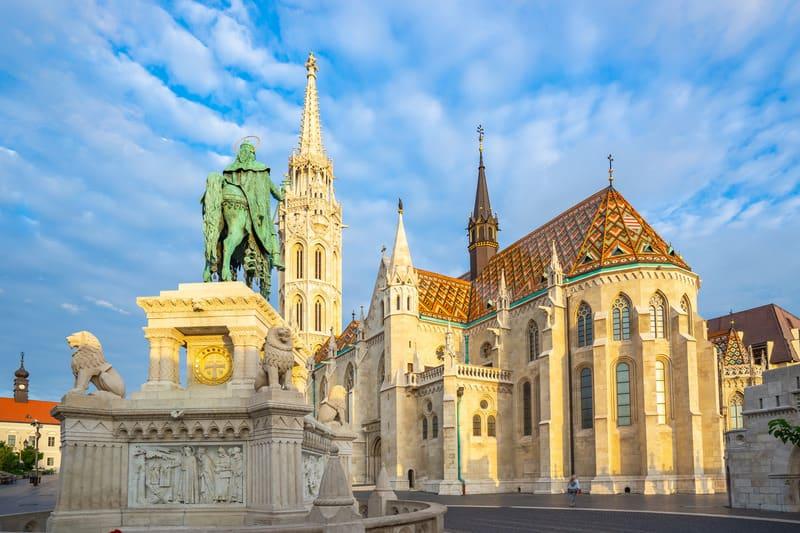 Matthias Kilisesi Budapeşte