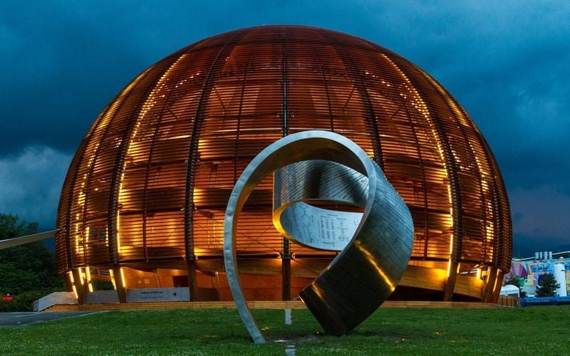 CERN-Avrupa Nükleer Araştırma Merkezi