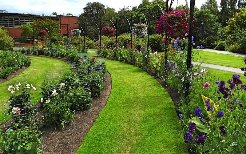 Dublin Ulusal Botanik Bahçeleri