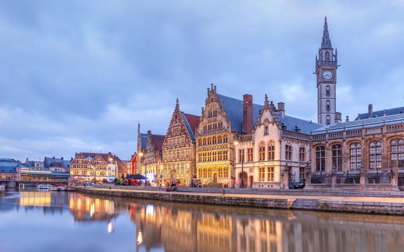 Gent Eski Şehir