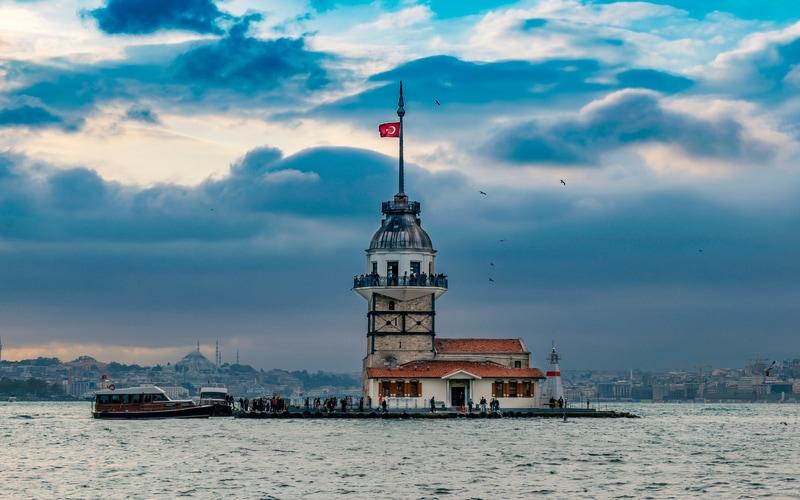 İstanbul Kız Kulesi Çevresindeki Oteller