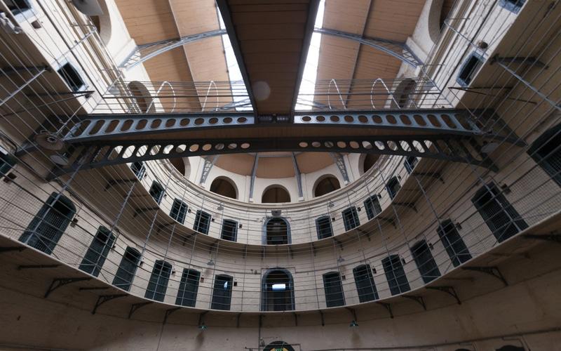 Kilmainham Gaol Hapishanesi