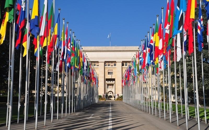 Milletler Sarayı - Cenevre Gezilecek Yerler Blog