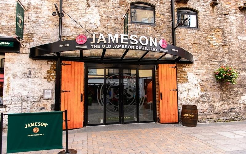 Old Jameson Distillery - Dublin