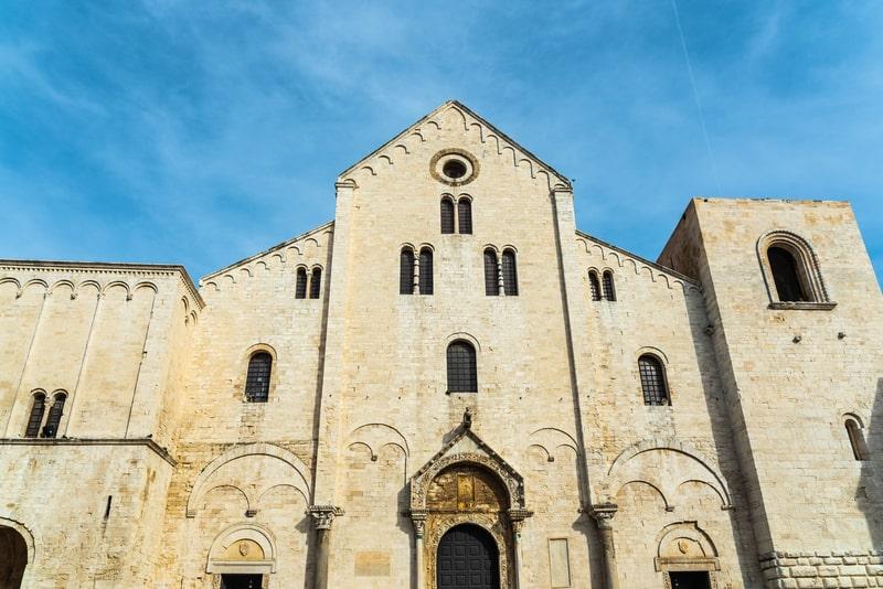 San Nicola Bazilikası