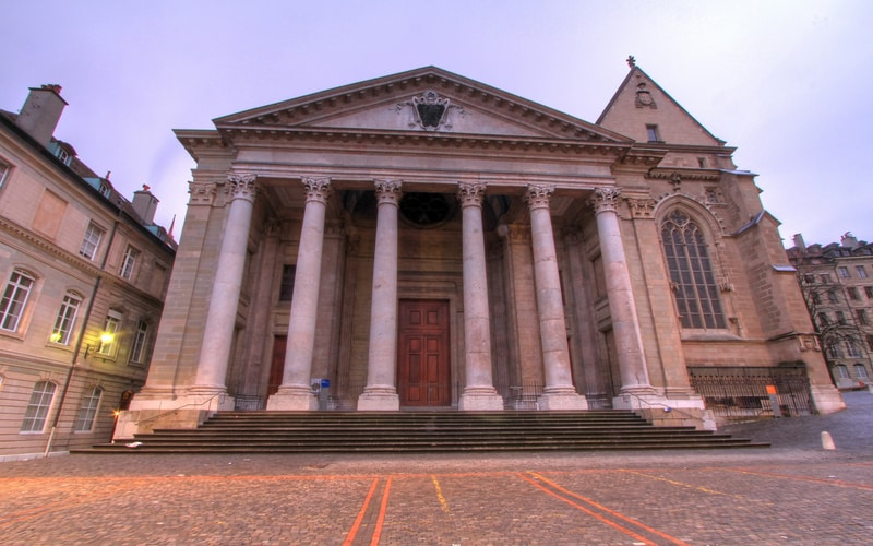 St. Pierre Katedrali