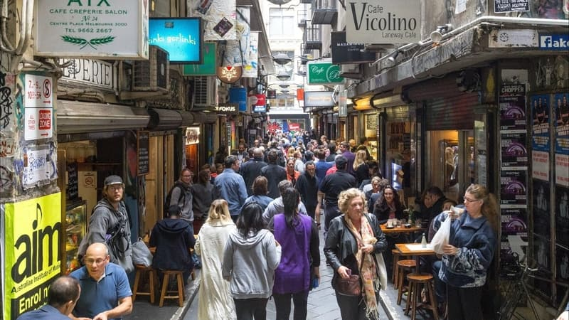 Melbourne Gezilecek Yerler