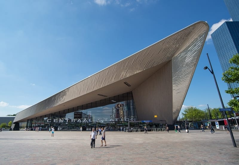 Rotterdam Merkez İstasyonu