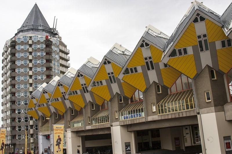 Rotterdam Küp Evleri