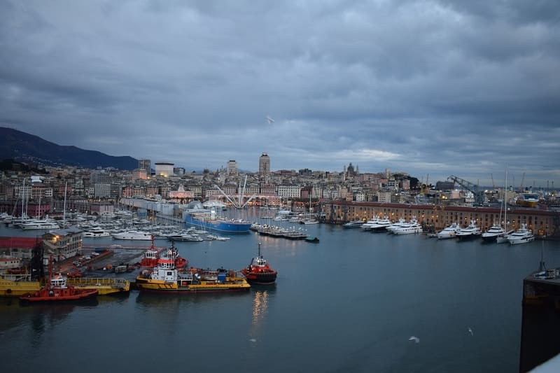 Cenova Limanı