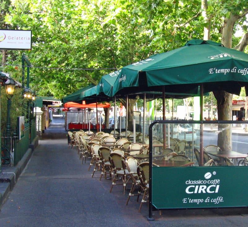 Lygon Caddesi Melbourne