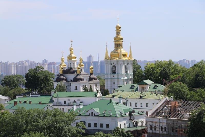 Kiev Gezilecek Yerler Listesi