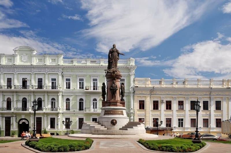 Odessa Kurucuları Anıtı