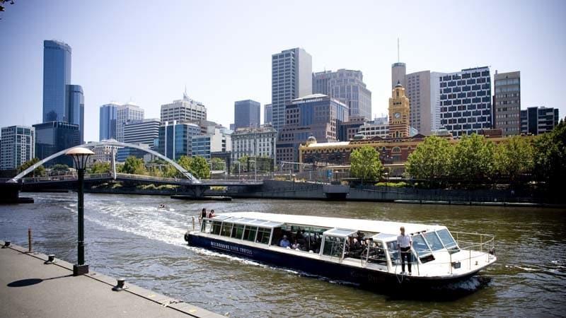 Melbourne Nehir Turu