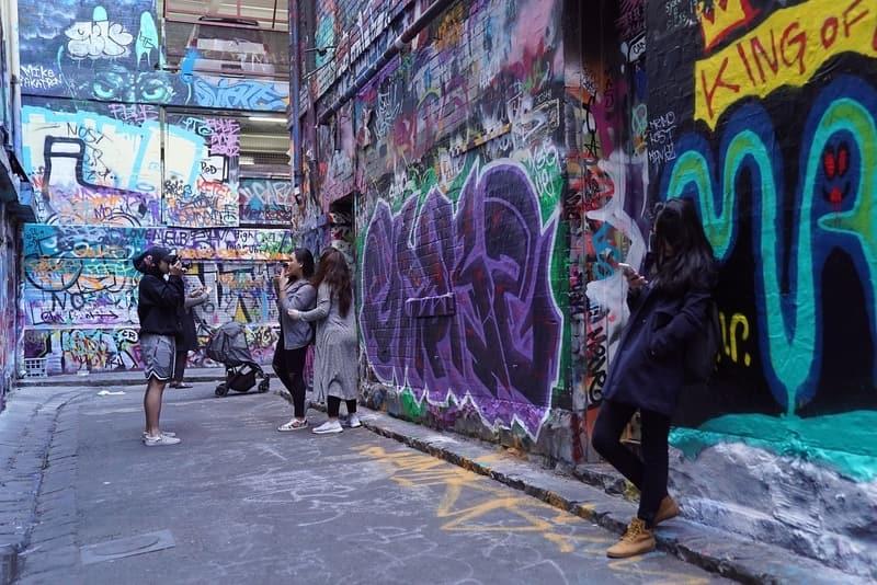 Melbourne'de Gezilecek Yerler