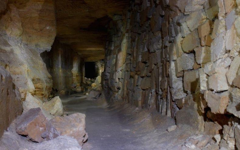 Odessa yeraltı mezarlığı
