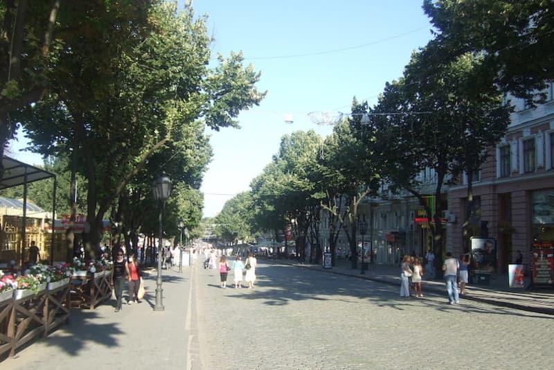 Odessa Caddesi