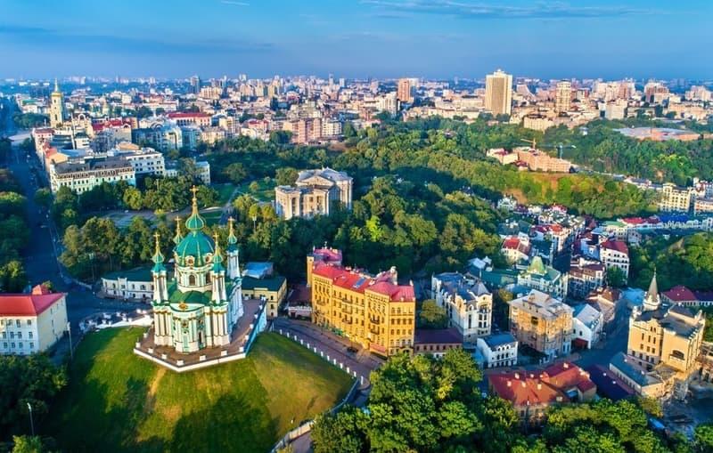 Kiev'de gezilmesi gereken yerler
