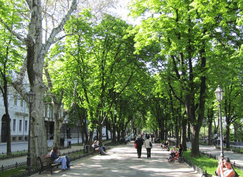 Odessa Bulvar