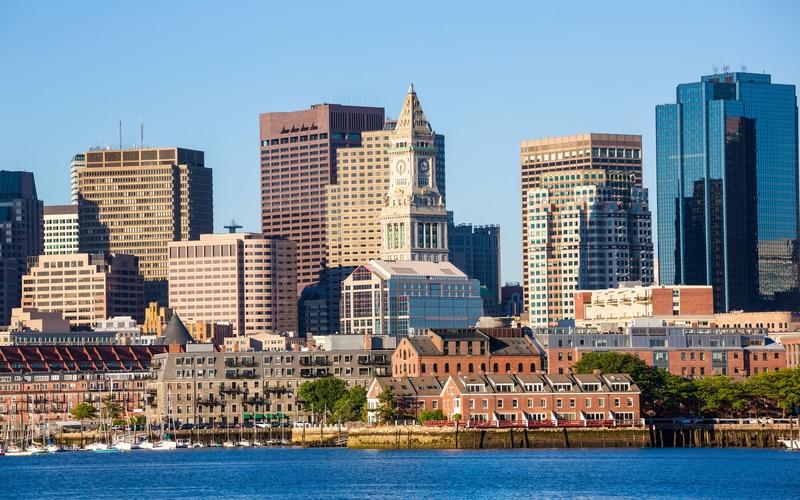 Boston Ucuz Otel