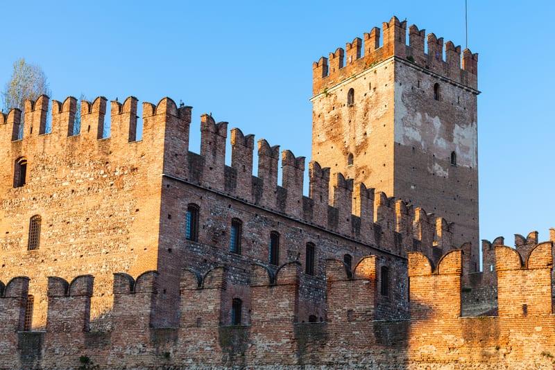 VeronaCASTLE VECCHİO (ESKİ KALE)
