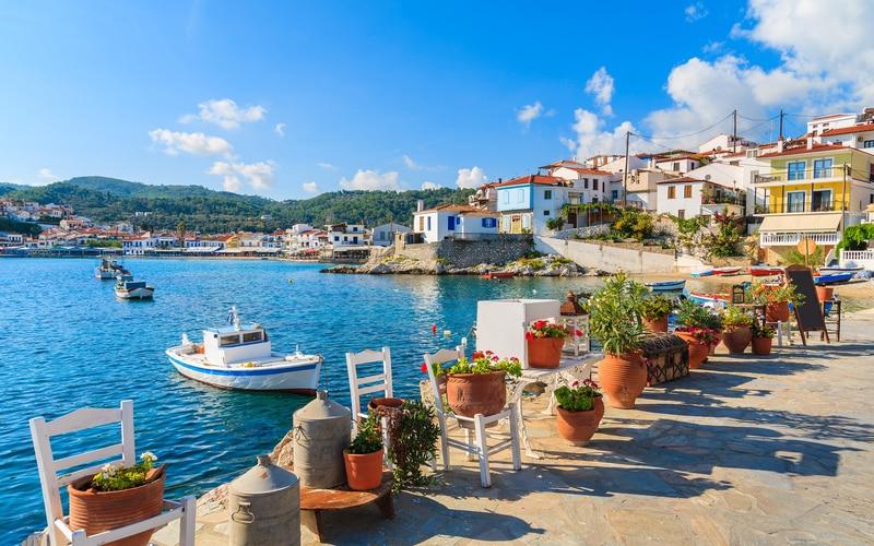 Kokkari - Samos Adası