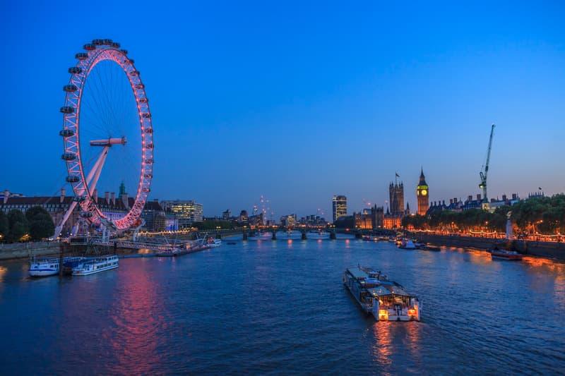 London Eye - Londra da Nerede Kalınır