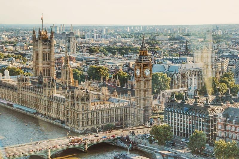 Londra da Nerede Kalınır